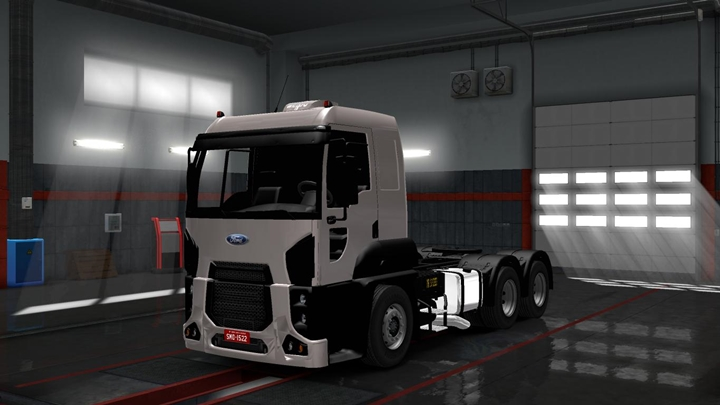 Photo of ETS 2 – Ford Cargo 2842 Truck (1.30.X)