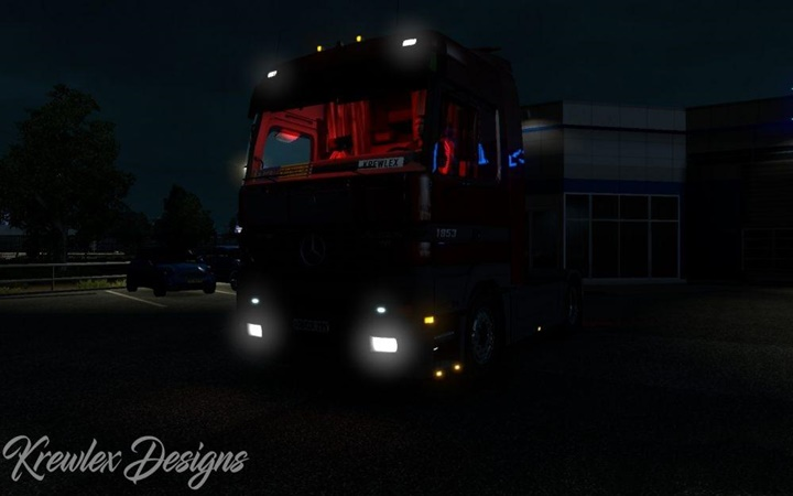 Photo of ETS 2 – Mercedes-Benz Actros MP1 Truck (1.30.X)