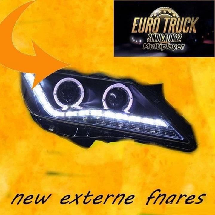 ETS 2 – New Externe Fnares Mod (1 30 X) | Truck Simulator