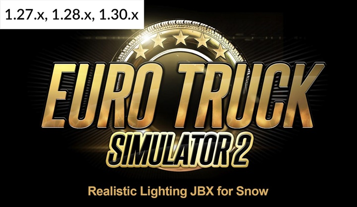 Photo of ETS 2 – Realistic Lighting JBX (1.30.X)