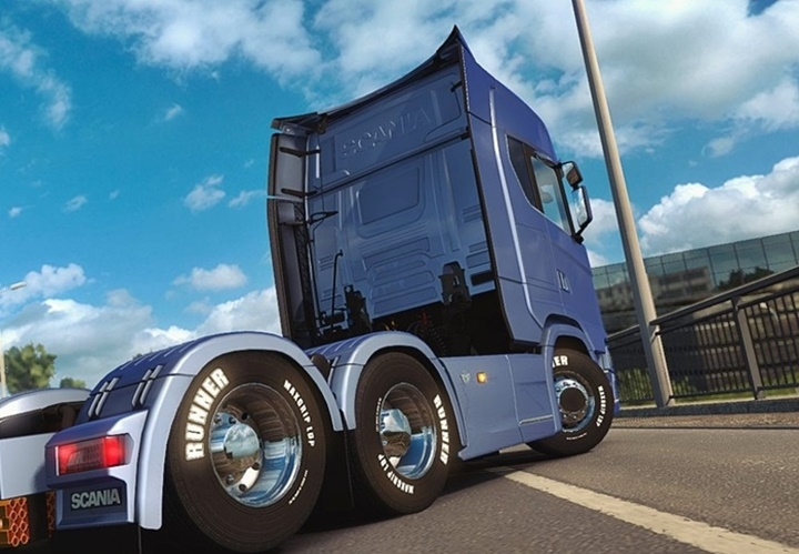 Photo of ETS 2 – Scania 2016 6×2 Short Taglift (1.30.X)