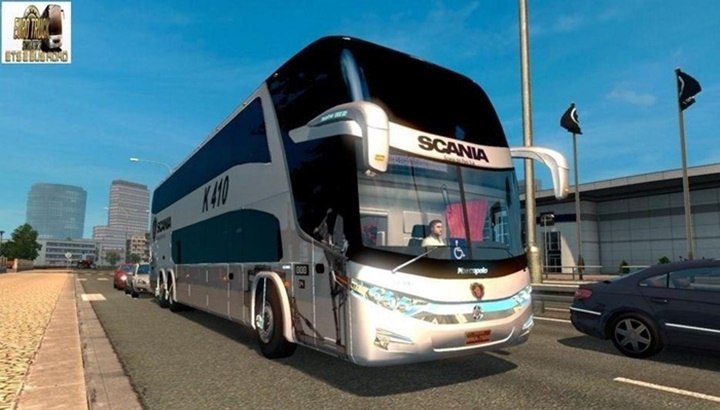 Photo of ETS 2 – Scania Marcopolo G7 Bus Mod V1.0 (1.30.X)
