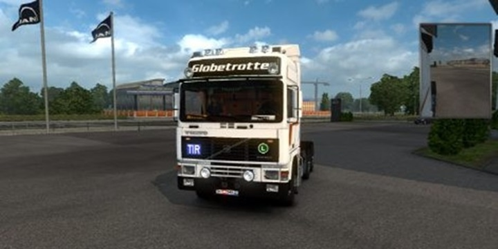 Photo of ETS 2 – Volvo F Series Truck (1.30.X)