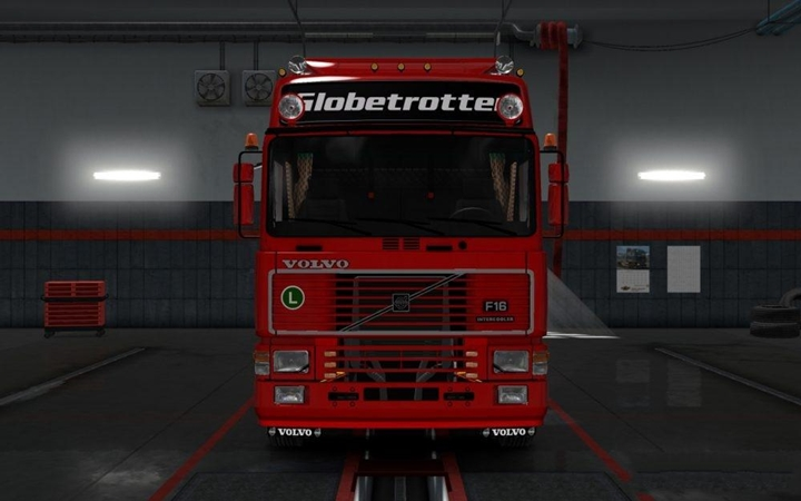 Photo of ETS 2 – Volvo F-Series Truck (1.30.X)