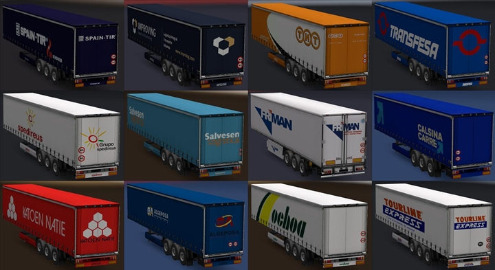 Photo of ETS 2 – Real Companies Trailers V1.0 (1.30.X)