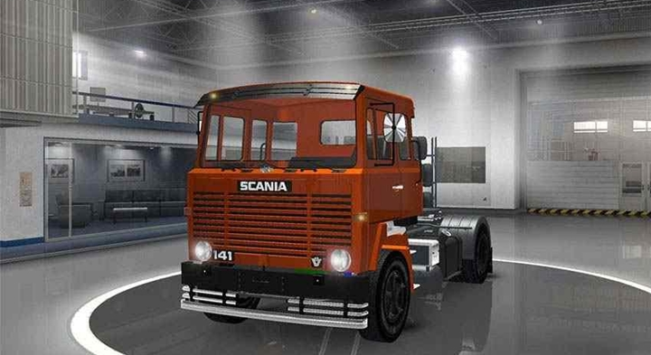 Photo of ETS 2 – Scania LK 1977 Truck (1.30.X)