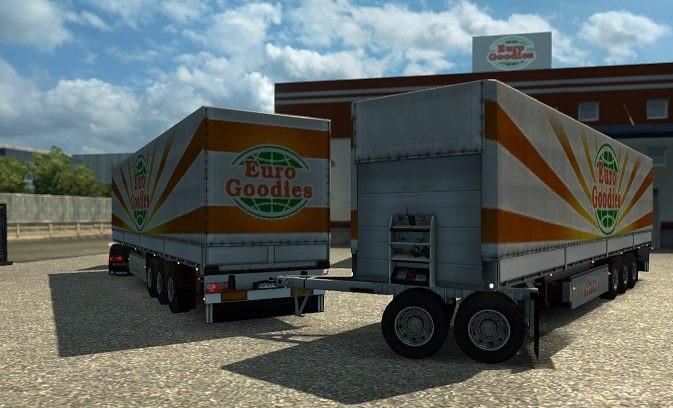 Photo of ETS2 – Double Trailer V2.0 (1.30.x)