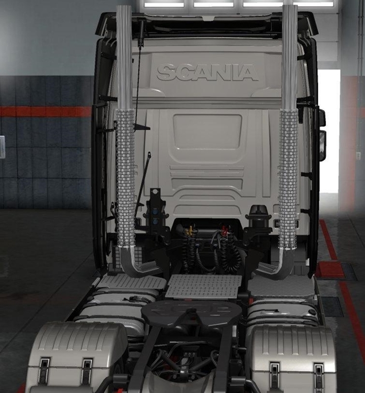 Ets 2 High Pipe Scania 2016 S R V1 0 1 30 X Truck