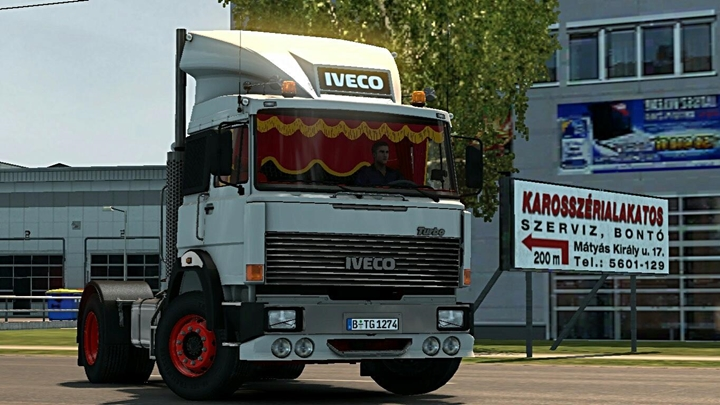Photo of ETS2 – Iveco 190-38 Turbo Special V8 Sound V3.0 (1.30.x)