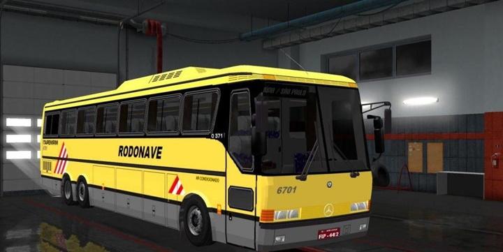 Photo of ETS 2 – Mercedes-Benz 6×2 Bus Mod (1.30.X)