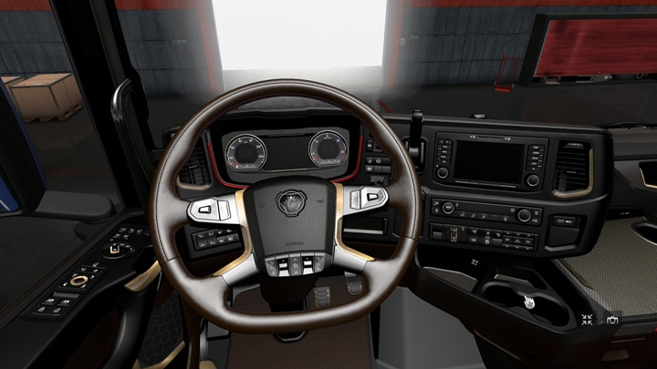 Photo of ETS 2 – The Interior for Scania 2016 V3.0 (1.30.X)