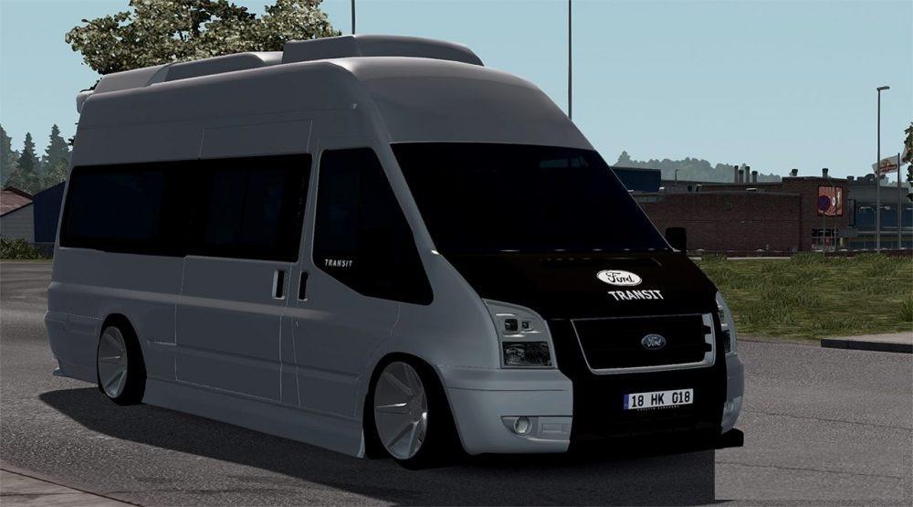 Photo of ETS2 – Ford Transit 2010 V1.0 (1.30.x)