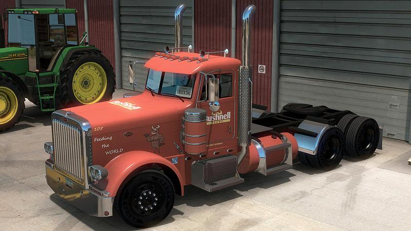 Photo of Ats – Original Company Truck Skins (1.30.x)