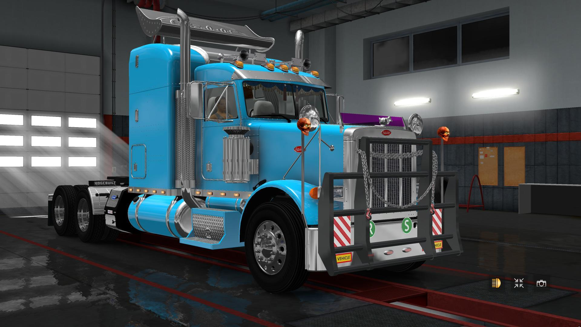 Photo of ETS2 – Peterbilt 378 V3.0 Only 1.30.x