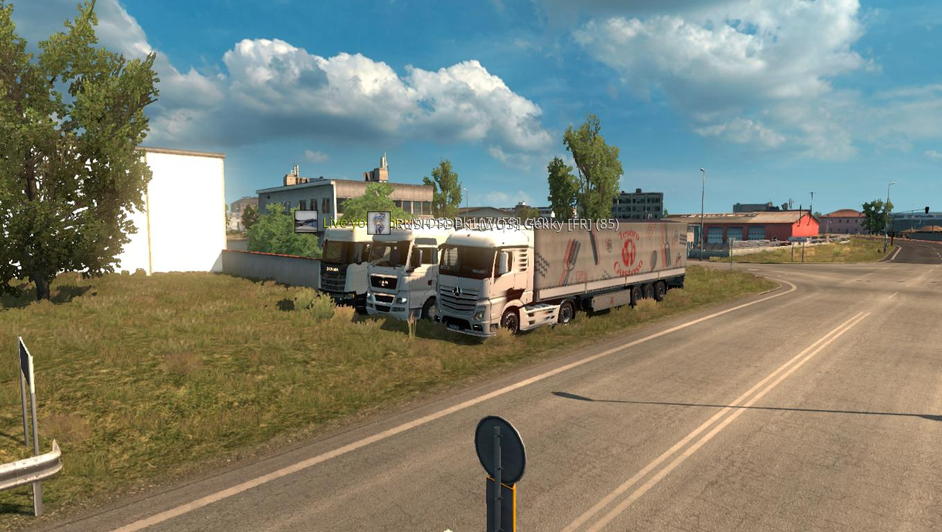 Photo of ETS2 – Sound V8 for All Scania for Multi and Solo (1.30.x)
