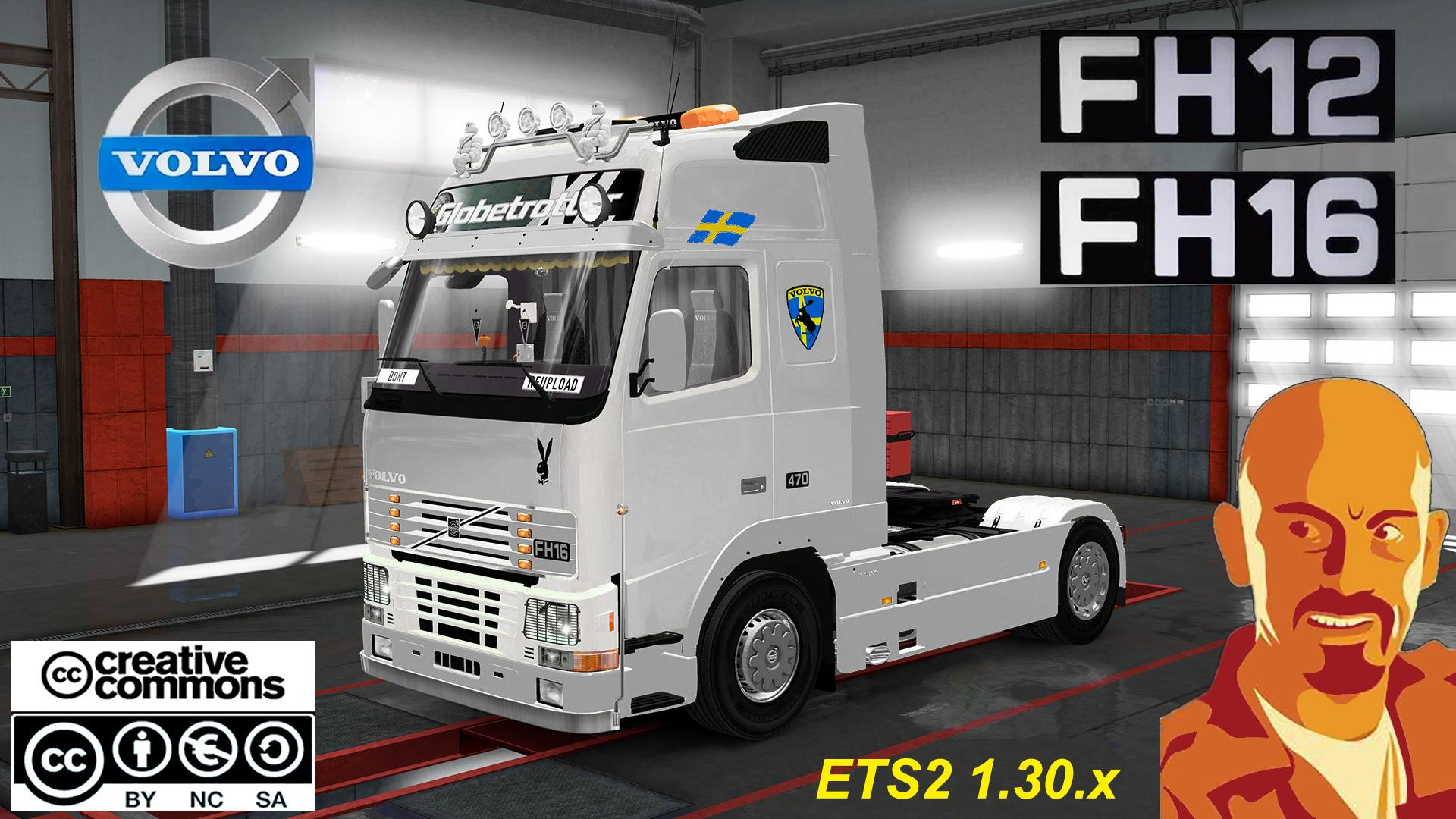 Photo of ETS2 -Volvo Fh Mk1 (Fh12 & Fh16)(1.30.x)