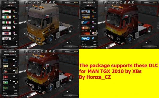 Photo of ETS2 – Dlc Support for Man Gtx 2010 (1.30.x)