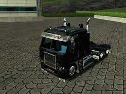 Photo of 18 WoS Haulin – Freightliner Argosy edit dieguito