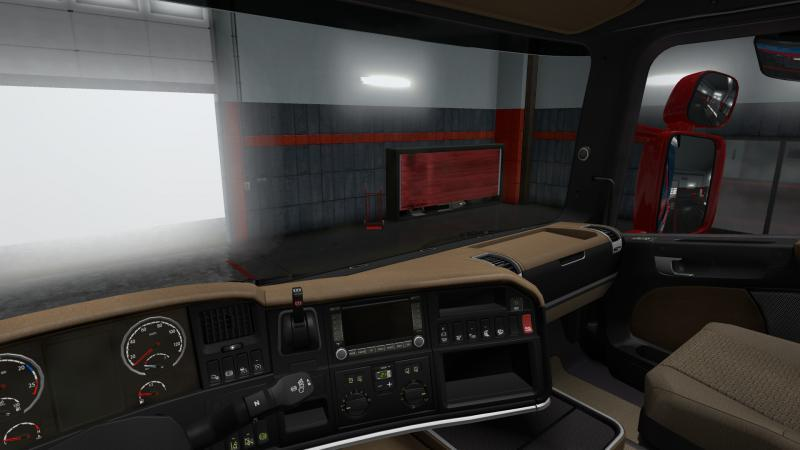 Photo of ETS2 – Hd Interior for Scania S + Mirrors (1.30.x)