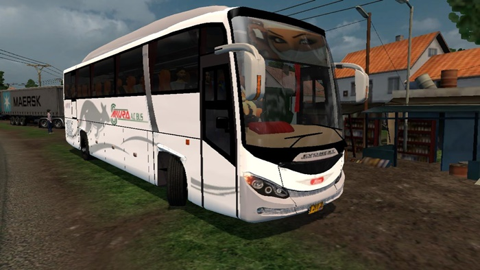Photo of ETS2 – Hino Bus Mod (1.30.x)