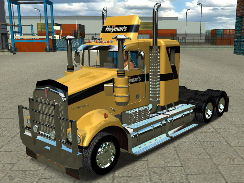 Photo of 18 WoS Haulin – Kenworth SAR Midrise