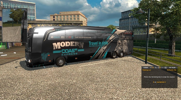 Photo of ETS2 – Mercedes Benz Travego Special 15-17 Pack V1.0 (1.30.x)