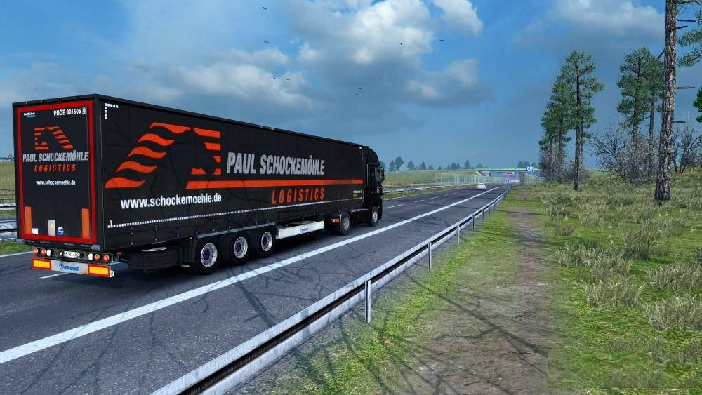 Photo of ETS2 – New Actros Mp4 Sound by Damiansvw V1.0 (1.30.x)