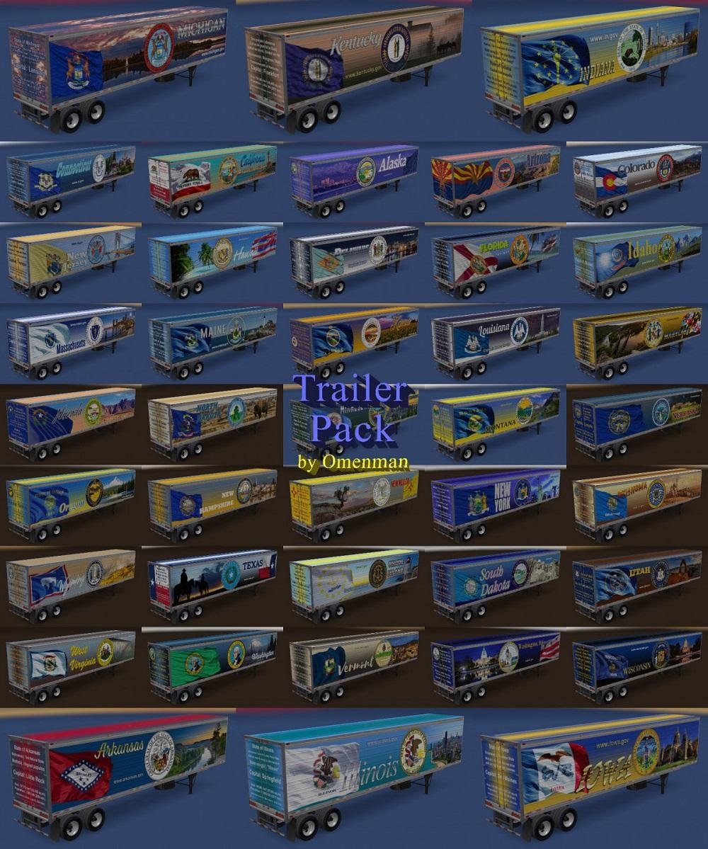 Photo of ATS- Trailer Pack States V5.0 [1.30.x]