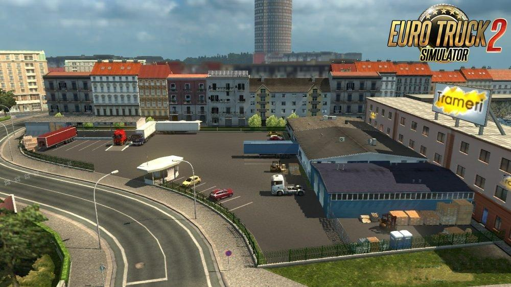 Photo of ETS2 – 9 Warehouses in France -update- (1.30.x)