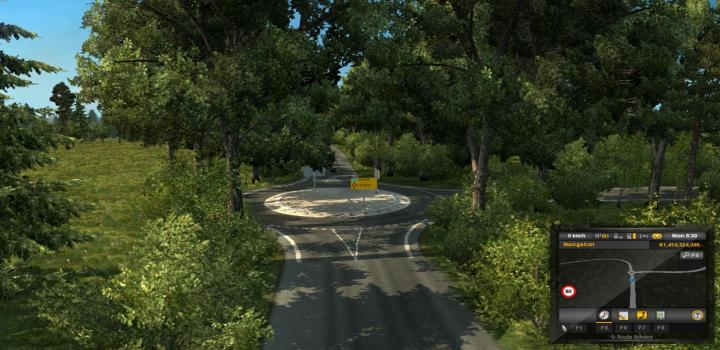 Photo of ETS 2- Old Bangladesh Map Converted To 1.27 By Shahid