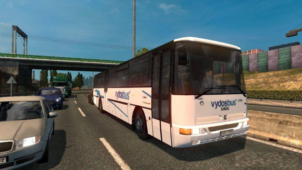 ETS2 - Karosa Traffic V1 0 (1 30 x) | Truck Simulator Mods