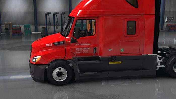 Photo of ATS – Shaffer Trucking Cascadia 2018 (1.30.x)