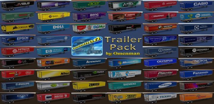ATS - Trailer Pack Electronics V1 03 00 (1 31 x) | Truck