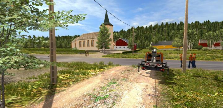 Photo of ETS2 – Canada Map V0.1.8 (1.30.X)