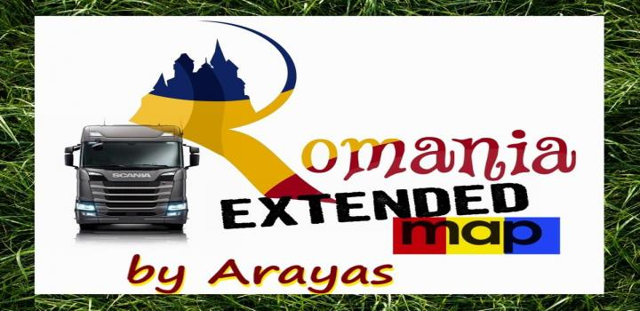 Photo of ETS2 – Romania Extended V1.4 [1.30+1.31]