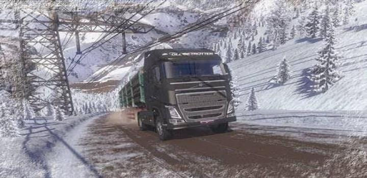 Photo of ETS2 – Truckers Map (Very Hard Map) V1.0
