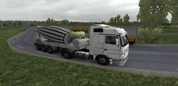 ETS2 - Traffic Mod For Ets2 (Fixed) V1 0 (1 31 X) | Truck