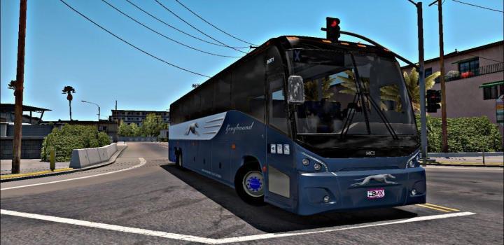 Photo of ATS – Mci J4500 + Interior V2.0 Bus 1.31.x