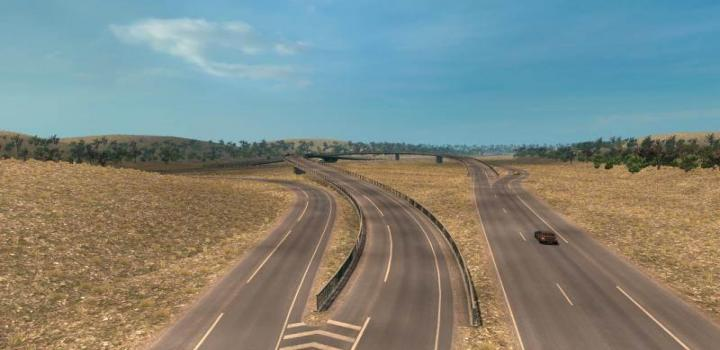 Photo of ETS2 – Afromap V1.0 (1.31.X)