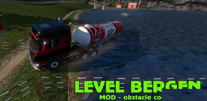 Photo of ETS2 – Level Bergen V1.0 (1.31.X)