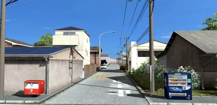 Photo of ETS2 – Project Japan – Japan Re-Created In 1:19 Patch 3 7/12/18 1.31.x