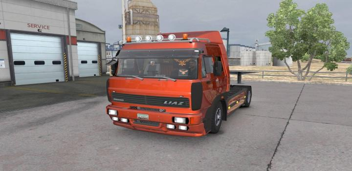 Photo of ATS – Liaz 300S For 1.32.x