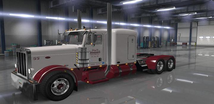 Photo of ATS – Bowers Trucking Skin (1.32.x)
