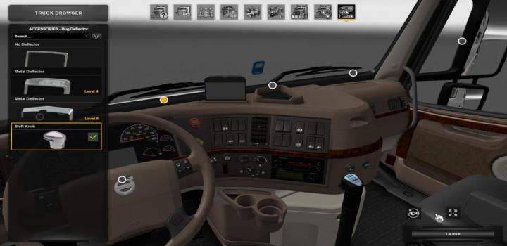 Photo of ATS – Shift Knob For Volvo Vnl V1 (1.32.x)