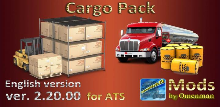 Photo of ATS – Trailer Pack By Omenma V2.20.00 (1.32.x)