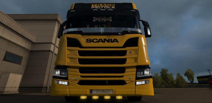 Photo of ETS2 – Scania 2016 Transpeltola V1 (1.33.x)