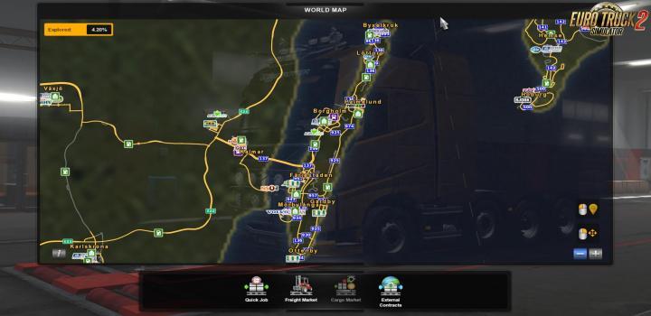 Ets2 Full Map