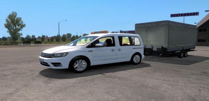 Photo of ATS – Volkswagen Caddy V1.1 (1.34.x)