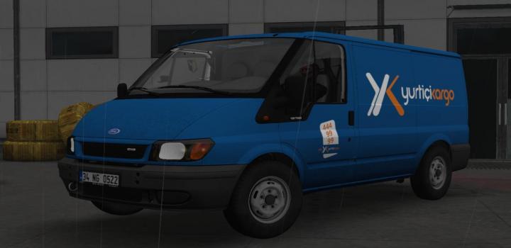 Photo of ATS – Ford Transit Mk6 V1.2 (1.35.x)