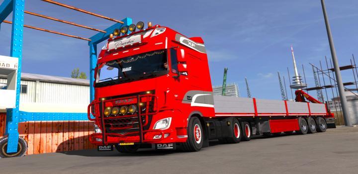 ETS2 - Addon Tuning Pack Daf Euro 6 V1 0 (1 35 x)   Truck
